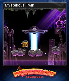 WonderCat Adventures Card 5