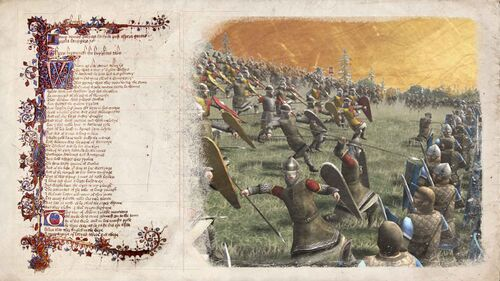 Medieval II Total War Artwork 1