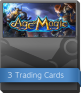 Age of Magic CCG Booster Pack