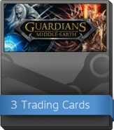 Guardians of Middle-earth Booster Pack