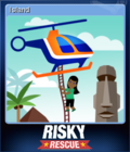 Risky Rescue Card 1