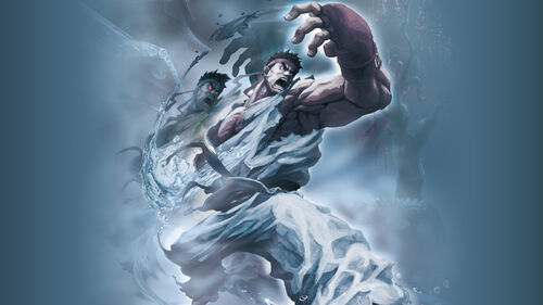 Street Fighter X Tekken Artwork 08
