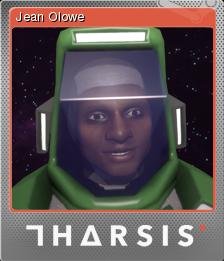 Tharsis Foil 2
