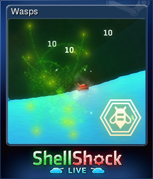 ShellShock Live Card 10