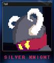 Silver Knight Card 2