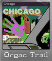 Organ Trail Foil 14