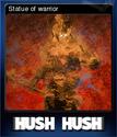 Hush Hush - Unlimited Survival Horror Card 11