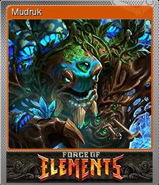 Force of Elements Foil 3