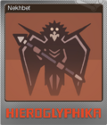 Hieroglyphika Foil 03