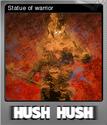 Hush Hush - Unlimited Survival Horror Foil 11
