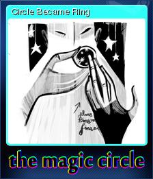 The Magic Circle Card 4