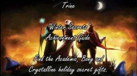 Trine - Winter Secrets - Achievement Guide