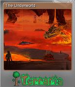 Terraria Card The Underworld Foil