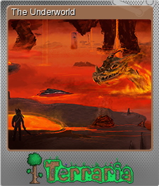 File:Terraria Card The Underworld Foil.png