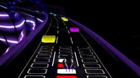 AudioSurf - Winter Steam Objective