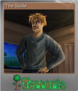 Terraria Card The Guide Foil
