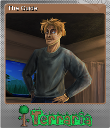 File:Terraria Card The Guide Foil.png