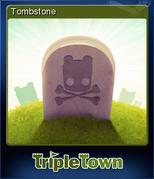 TT Tombstone Small