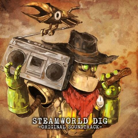 File:SteamWorld Dig OST Cover.jpg