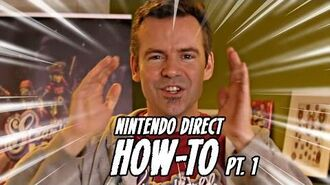 Nintendo Direct How-To – Part 1 (Background and filming) The Engine Room 13