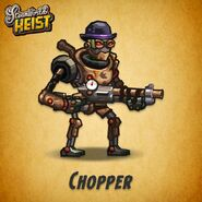 Scrapper - Chopper