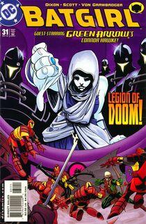Batgirl 31 cover