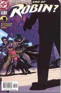 Robin 125 cover