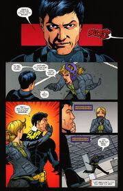 Bruce Wayne The Road Home Batgirl (04)