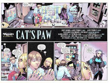 Batman eternal 43 page 2 3