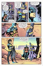 Convergence batgirl 2 page 17