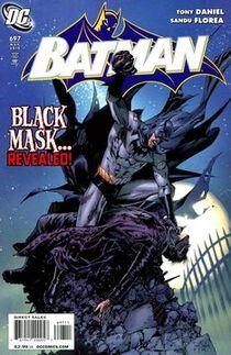Batman 697 cover TN