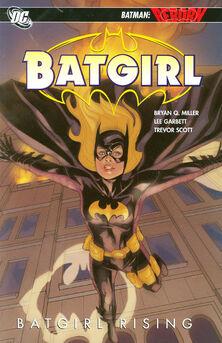 Batgirl batgirl rising tpb
