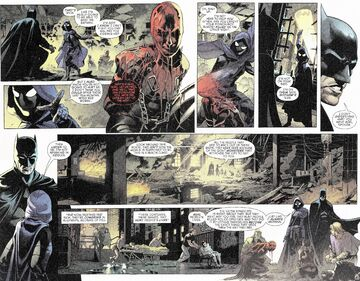 Detective comics 947 page 8 9