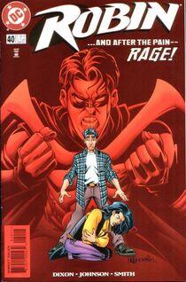 Robin 40 cover