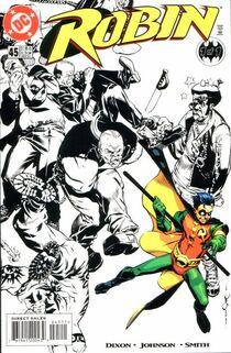 Robin 45 cover