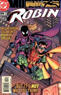 Robin 99 cover