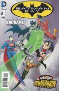Batman Endgame Special Edition 1A Cover
