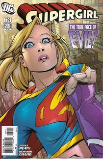 Supergirl 63 Cover