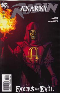 Robin 182 Cover