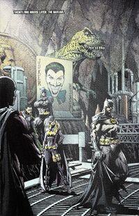 Batman the return 1 page 16