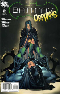 Batman Orphans Vol 1 2