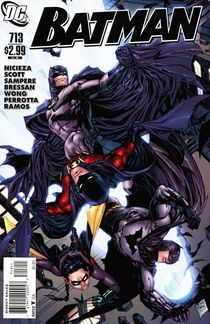 Batman 713 Cover