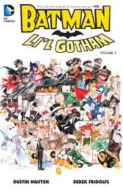 Batman - Li'l Gotham v1-000
