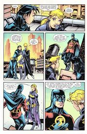 Convergence batgirl 1 page 26