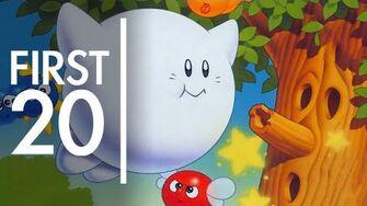 Kirby's Dream Land - FULL LET'S PLAY