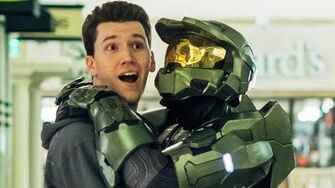 Engagement Photos with Master Chief (Day 1812 - 11 10 14)