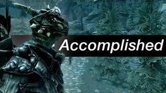 I'm Accomplished!