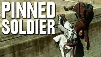 Pinned Soldier