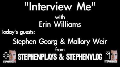 """Interview Me"" - StephenPlays"