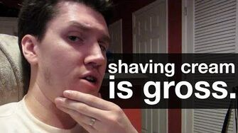 Shaving is for the Well (Day 1933 - 3 11 15)